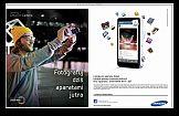 Kampania promująca Samsung Galaxy Camera