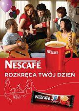 Nowa kampania marki Nescafé 3in1 w kinach