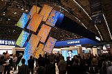 Samsung: Ekrany reklamowe coraz popularniejsze