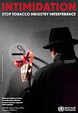 WHO: Należy powstrzymać ingerencję przemysłu tytoniowego