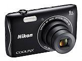 Trzy nowe aparaty Nikon Coolpix: S3700, S2900, L31