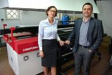 Ploter Agfa Anapurna M2050 w drukarni Amis: pora na druk cyfrowy UV