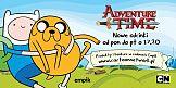 Pora na przygodę w nowej kampanii Cartoon Network
