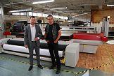Wrocław: Agencja Reklamy Wizualnej Focus inwestuje w ploter Agfa Jeti 3020 Titan FTR