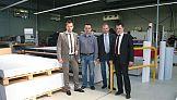 Colours Factory pierwszym polskim użytkownikiem plotera Agfa Jeti 3020 Titan FTR