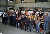 Przedstawiciele polskich drukarń w zakładach Fujifilm i w europejskiej siedzibie Komori
