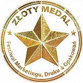 Laureaci konkursu o Złoty Medal Festiwalu Marketingu, Druku & Opakowań