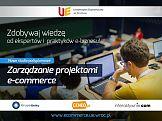 Zarządzanie projektami e-commerce kierunkiem studiów we Wrocławiu
