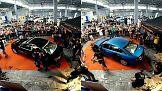 Folia 3M 1080 i zmiana koloru Audi A6: poniżej 24 minut