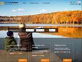 Ideacto zaprojektowało serwisy internetowe dwóch hoteli na Mazurach
