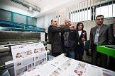 Pokaz technologii w druku materiałów transakcyjno-promocyjnych