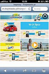 Spicy Mobile z kampanią mobile dla Lotto