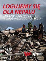 """Rusza """"Wirtualna Polska Akcja Humanitarna logujemy się dla Nepalu"""""""