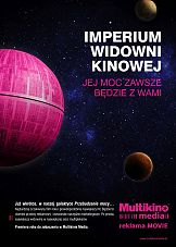 """Kampania przed """"Star Wars"""" w ofercie Multikino Media"""