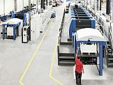 Maszyny KBA Rapida 106 w drukarni Offset Druk
