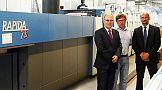 Drukarnia DTL inwestuje w szóstą maszynę arkuszową Koenig & Bauer
