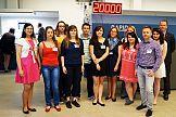Studenci ZPT w zakładach Koenig & Bauer AG w Radebeul