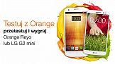 """Wakacyjna edycja kampanii """"Testuj z Orange"""""""