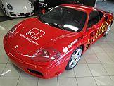 Taksówka Ferrari w akcji reklamowej Sawa Taxi i Super Prezenty