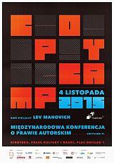 Copycamp 2015: konferencja o przyszłości prawa autorskiego