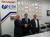 Sharp przejmuje firmę Nepa Business Solutions