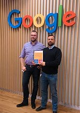 Result Media z dyplomem Google Rising Stars
