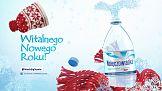 Witalna kampania noworoczna Nałęczowianki