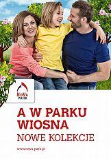 Państwo Paluchowie z Gorzowa Wielkopolskiego w kampanii Nova Park