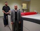 Rozwiązania CtP Agfa Graphics usprawnią prepress w drukarni Zapolex