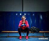 Joanna Jędrzejczyk twarzą kampanii Samsung Electronics