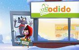 Świąteczna kampania reklamowa sieci Odido