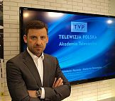 Marcin Kowalski zwolniony z TVP Info