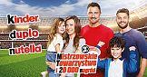 Piłkarska promocja Kinder, Duplo i Nutella