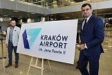 tytulNowe logo Kraków Airport