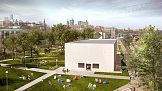Konkurs: Fasada Muzeum Sztuki Nowoczesnej nad Wisłą