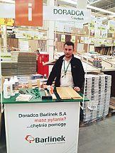 Cursor wspiera sprzedaż produktów Barlinek