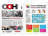 """Premiera OOH magazine """"news"""" dla poligrafii"""