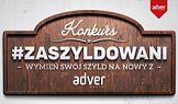 """""""Zaszyldowani"""" w Radomiu: Konkurs i bezpłatna wymiana szyldu"""