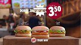 Dobre za drobne – kampania Burger King