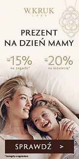 Codemedia z kampanię z okazji Dnia Matki dla marki W.Kruk