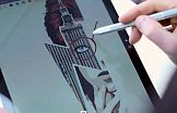 Microsoft Surface i żoliborski mural Davida Bowiego