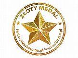 Laureaci konkursu Złoty Medal targów Festiwaldruku.pl