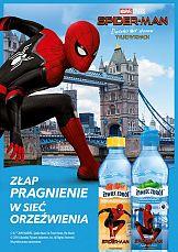 Kampania wód smakowych Żywiec Zdrój w Cinema City