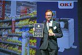 Kolorowa drukarka Oki C844dnW z nagrodą Złote Innowacje Retail 2019
