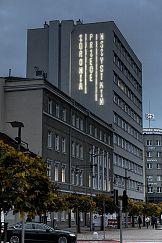 """Neon """"zdrowia przede wszystkim"""" na 11 listopada"""