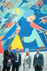 Home Invest świętuje i maluje Przyszłość na Woli