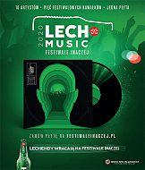 Natalia Przybysz w teledysku Lech Music: Festiwale Inaczej