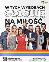Głosuję na miłość: VMLY&R z kampanią wyborczą osób LGBT