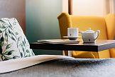 Myroom by Dilmah – pokój herbaciany w hotelu Mercure Warszawa Airport