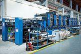 Jumbo - wielkoformatowe maszyny Rapida od Koenig & Bauer